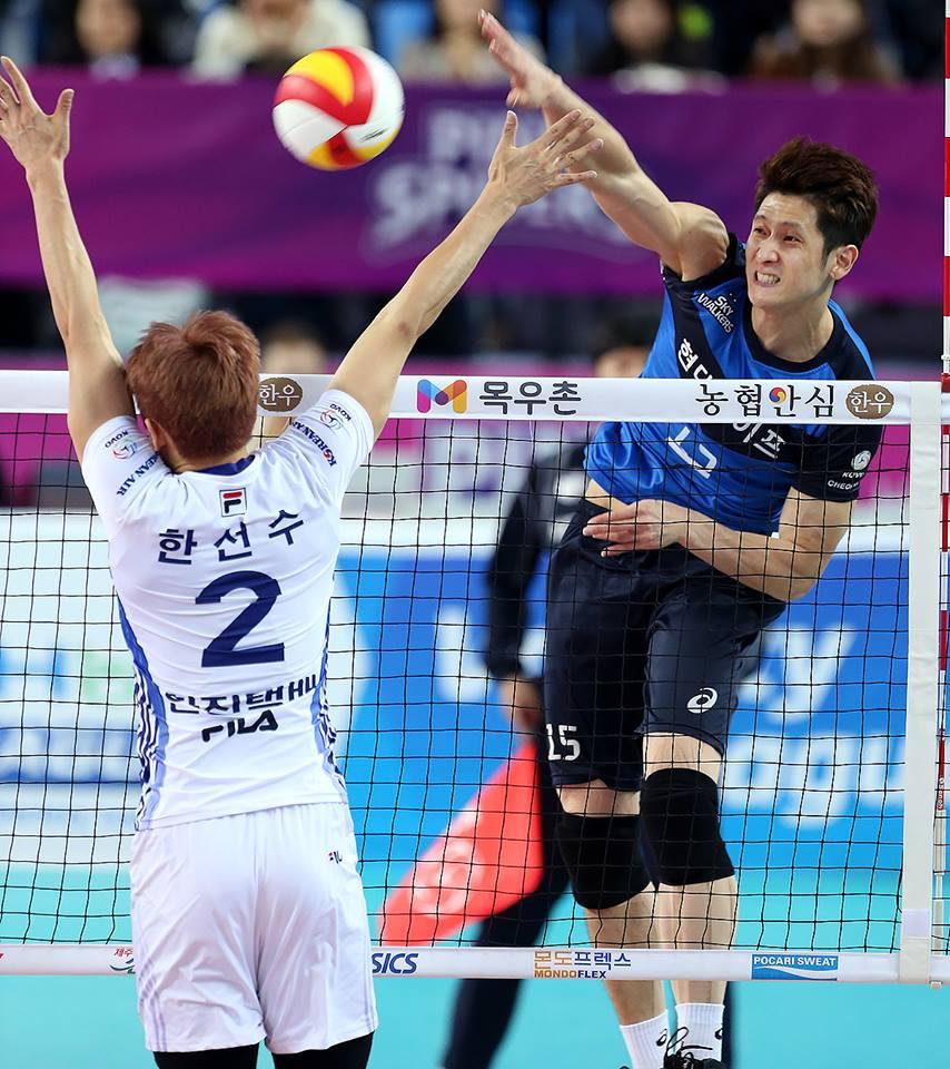Hyundai vence Korean Air Jumbos na segunda partida das finais da LigaCoreana