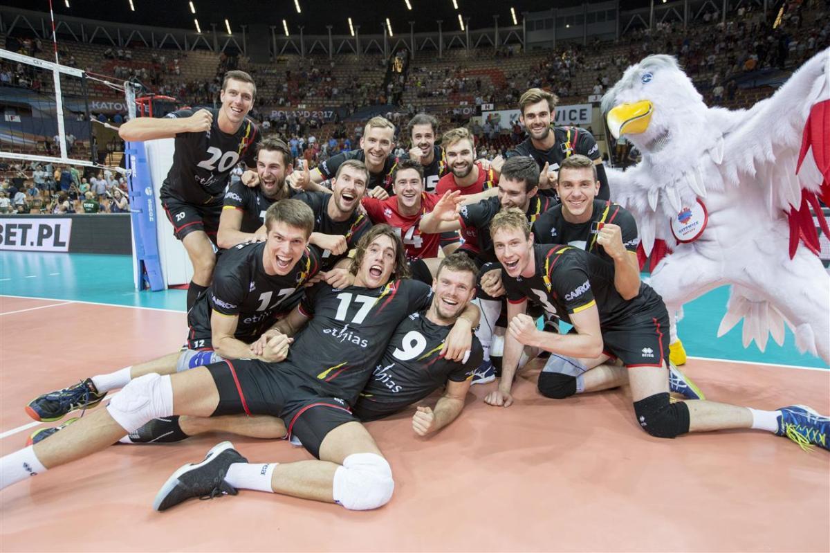 Bélgica, Sérvia, Rússia e Alemanha garantem vaga nas semifinais doEuropeu