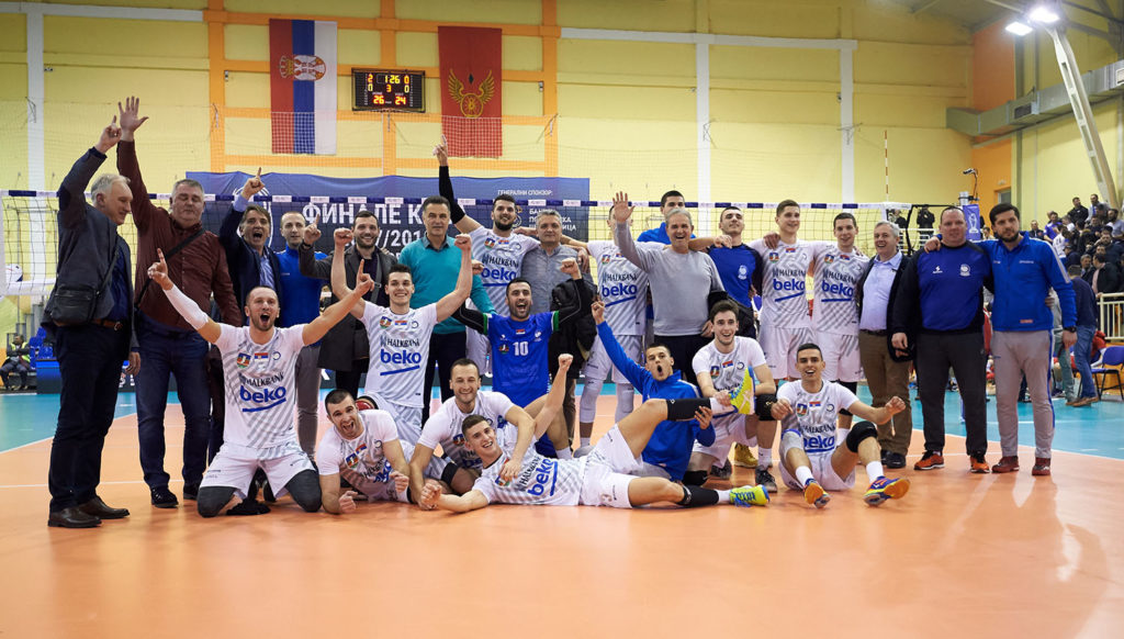 Novi Pazar vence Crvena Zvezda e conquista o título da Copa daSérvia